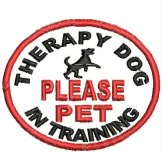 48c71bcfbf06d3215617b65bf48f5252_like-this-item-pet-therapy-pet-therapy-dog-black-and-white-clipart_422-398